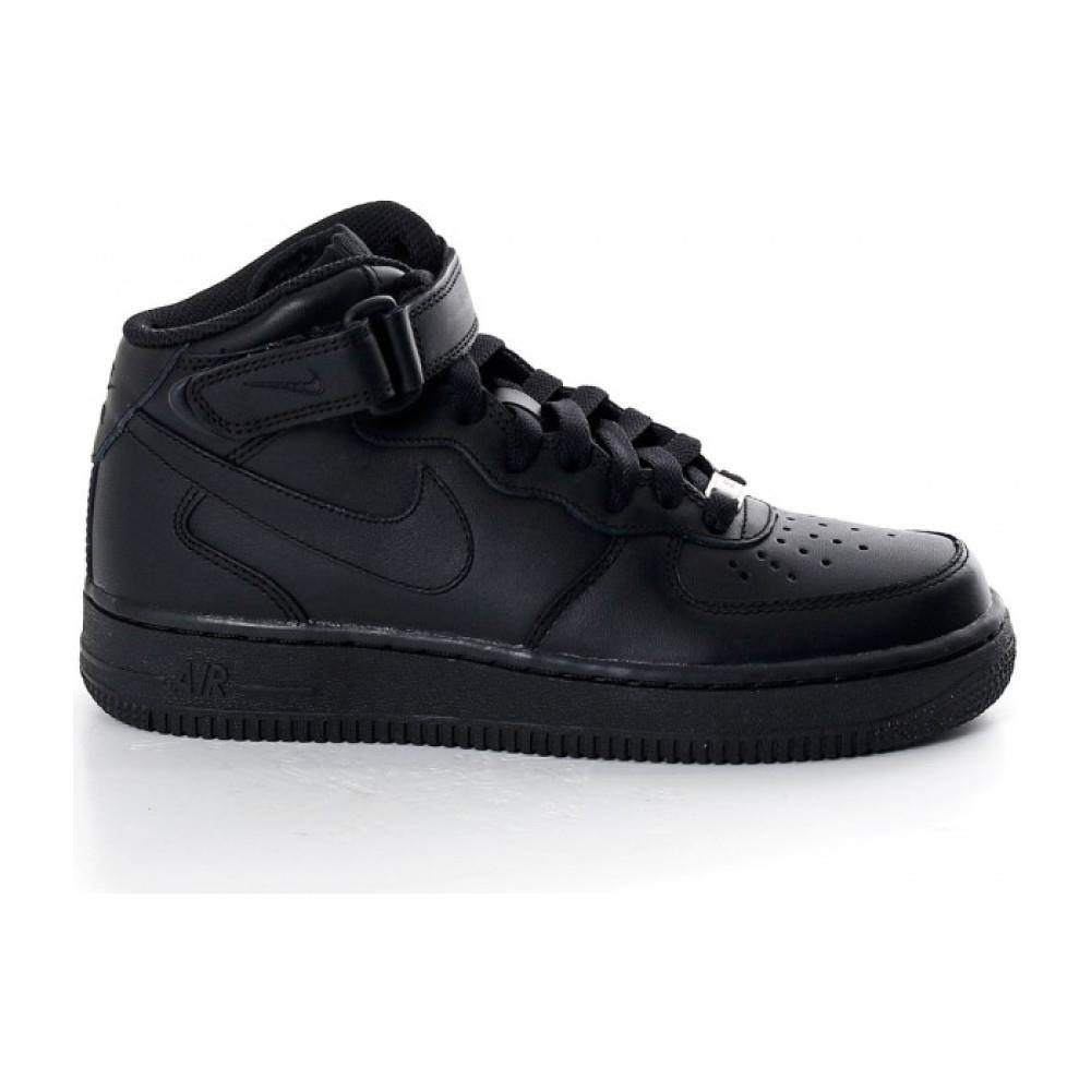 air force 1 nike donna nere