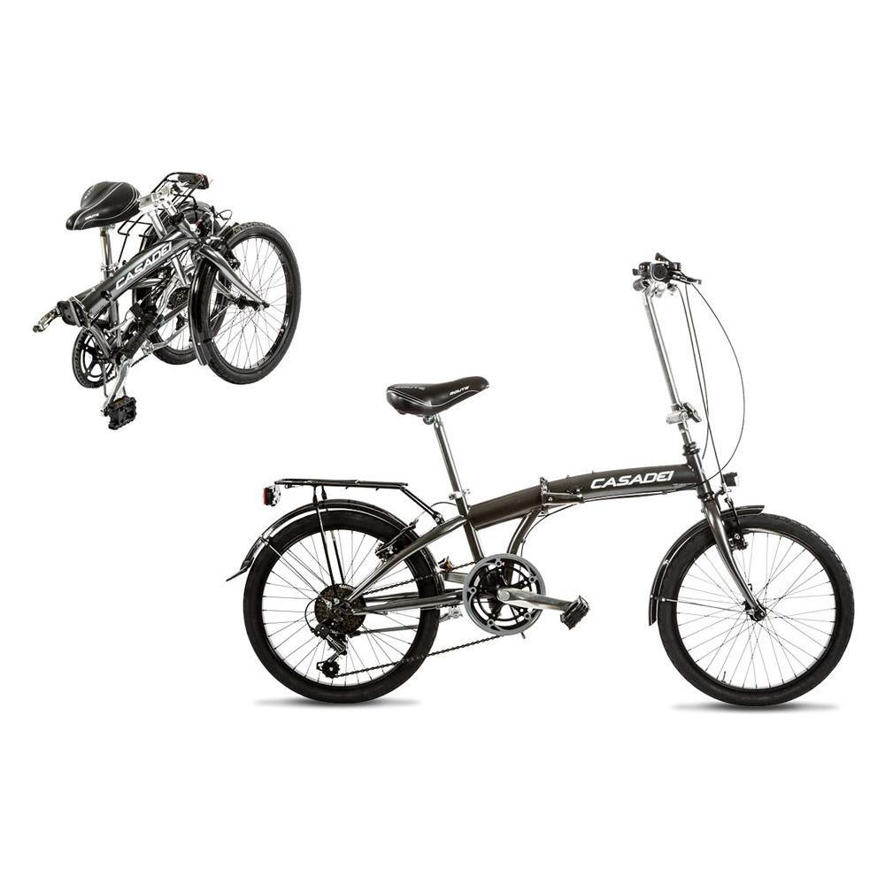 Bici Pieghevole Folding.Cicli Casadei Bici Pieghevole Cicli Casadei Folding 20 Acciaio 6v