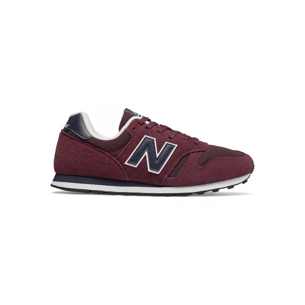 new balance 373 uomo rosso