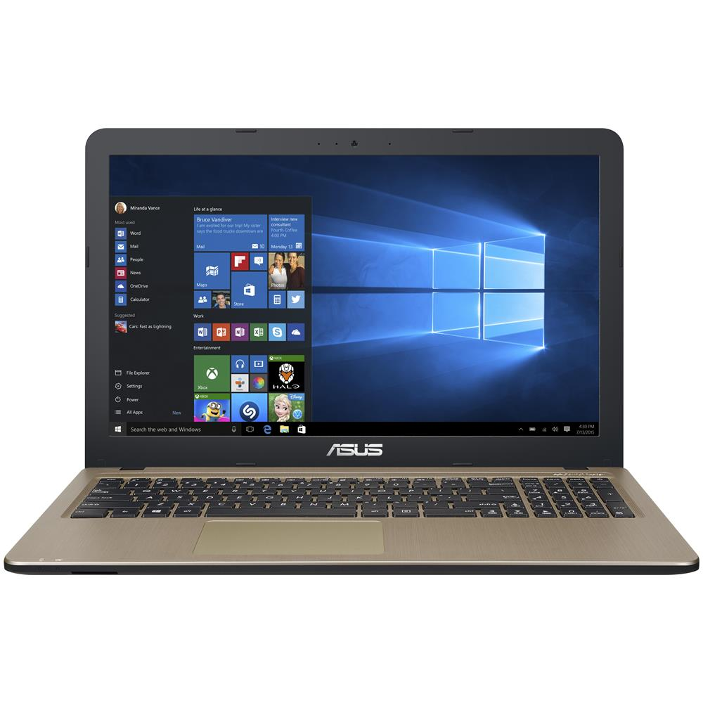 computer portatile offerta asus 15  ASUS Notebook VivoBook 15 X540NA Monitor 15.6