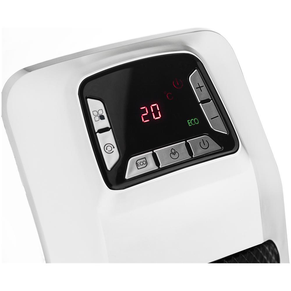Tutte le immagini. ARGO FUSION Termoventilatore Ceramico Digitale Elettrico  Potenza 2000 Watt Oscillante ... 9e3bf0ff7ac