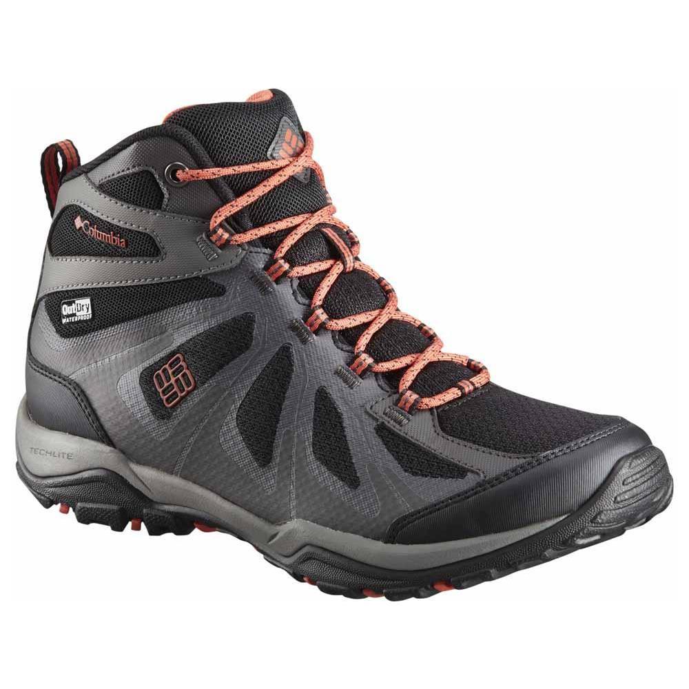 COLUMBIA Scarponi Columbia Peakfreak Xcrsn Ii Xcel Mid Outdry Scarpe Donna  Eu 39 1 2. Zoom c1f63751fcf