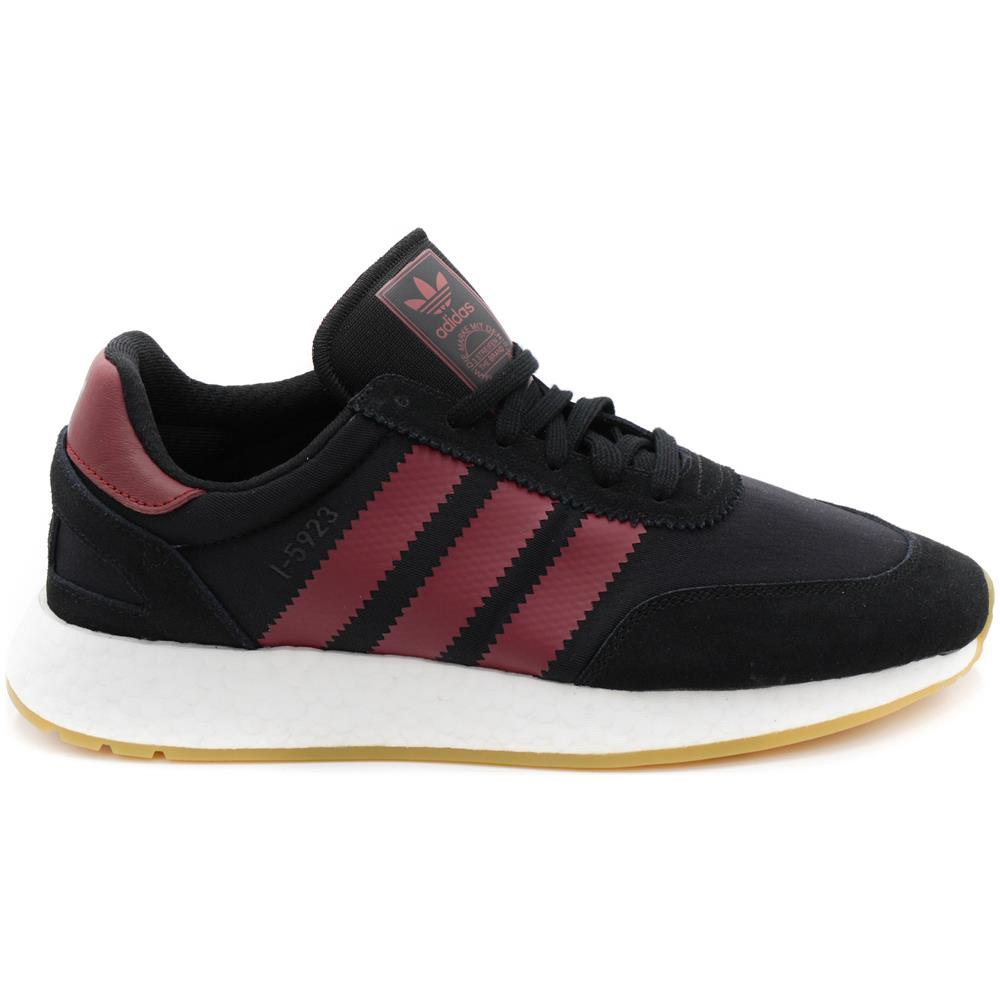 the best attitude 4432a 09a4a adidas Sneakers I5923 B37946 Core Black  collegiate Burgundy Taglia 44.  Zoom