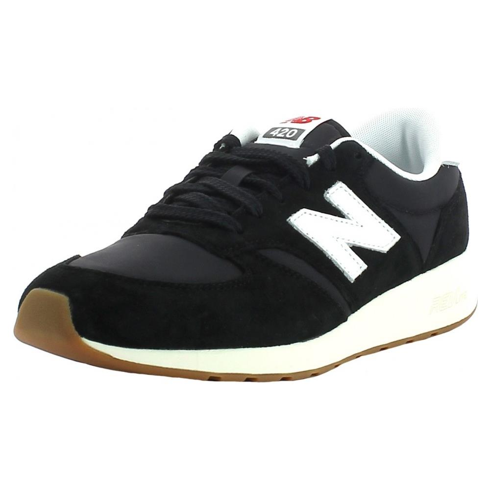 new balance scarpe uomo nere