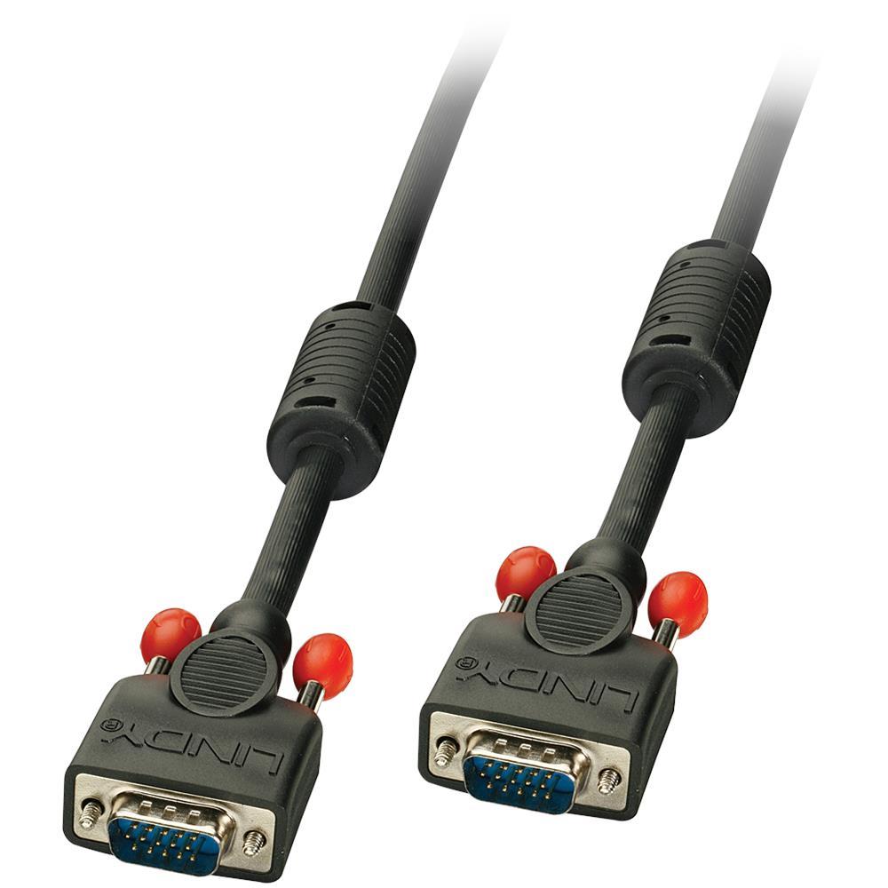 LINDY - Cavo Monitor S-VGA Nero dbeb521698f4