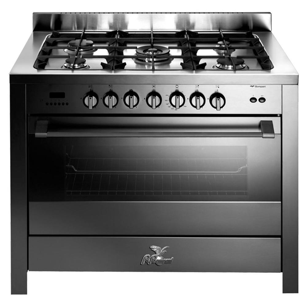 Bompani 100310285 cucine elettriche eprice - Cucine a gas con forno elettrico ...