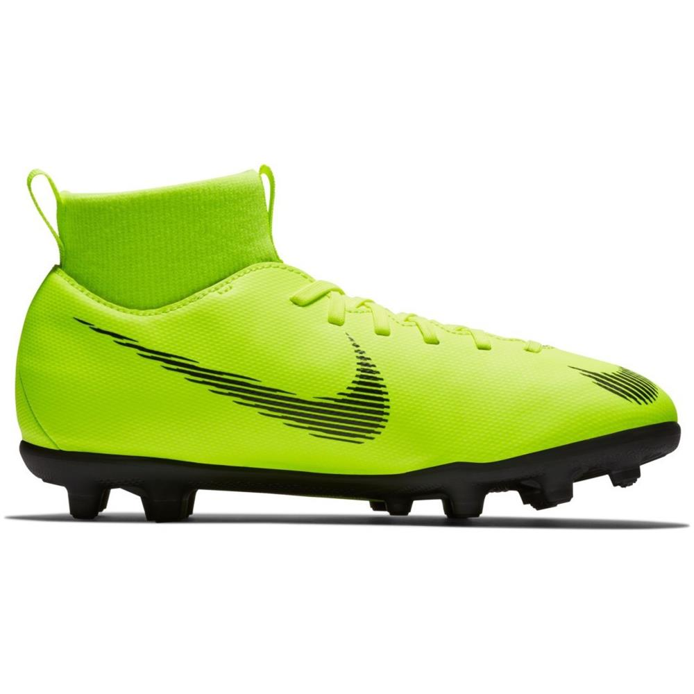 on sale e9df9 cd6ac NIKE - Scarpe Calcio Bambino Nike Mercurial Superfly Vi Club Mg Always  Forward Pack Taglia 33 - Colore Giallo  nero - ePRICE