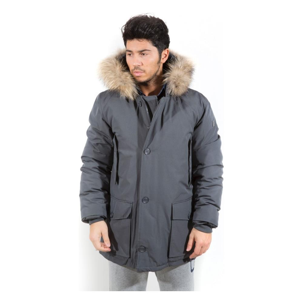 Champion - Giacca Uomo Out Door Xl Grigio - ePRICE 695637a4692
