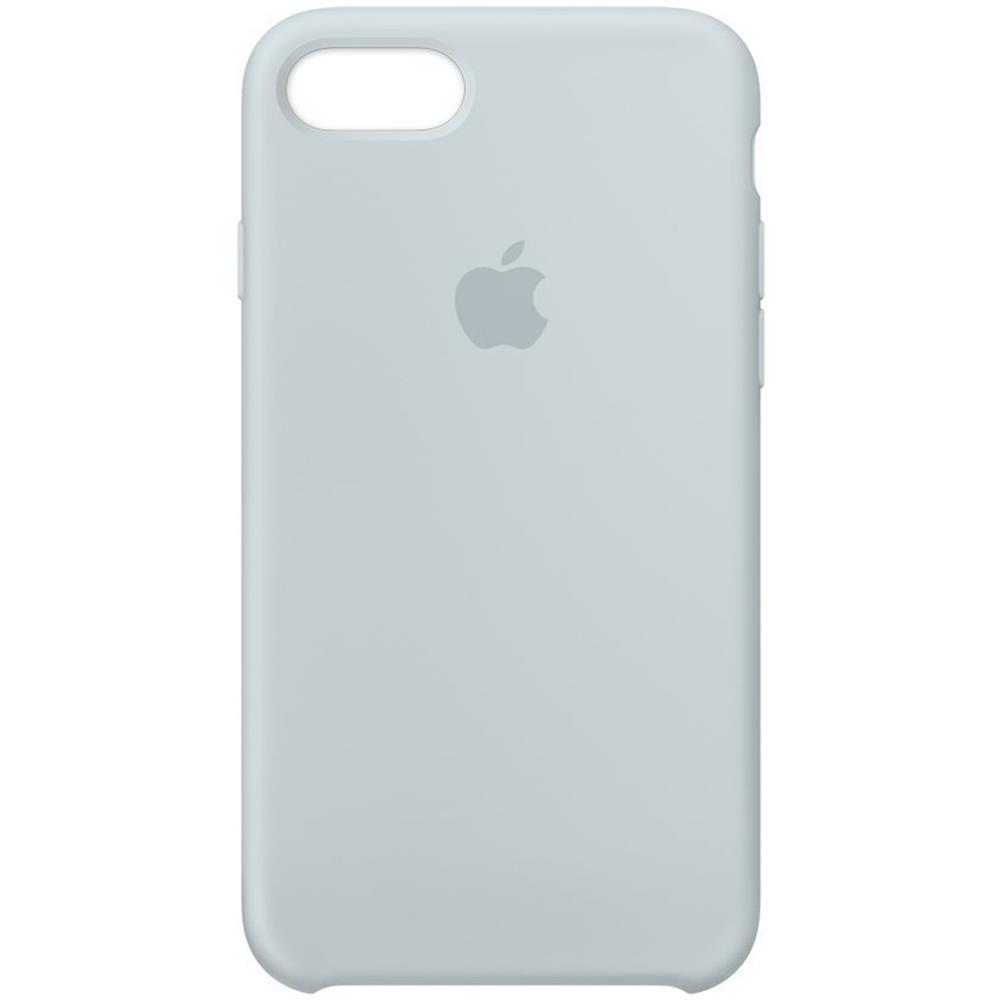 APPLE Cover in Silicone per iPhone 7 colore Azzurro