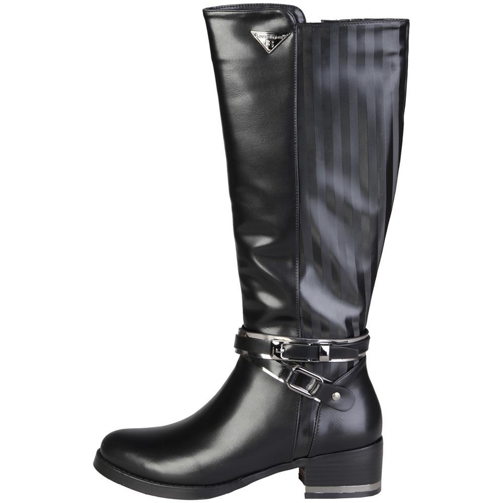 LAURA BIAGIOTTI Stivali Laura Biagiotti Nero 2186 black Donna Taglia38