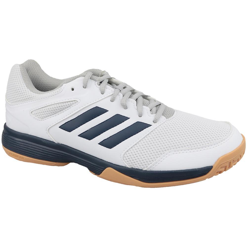 adidas Performance Speedcourt Ef2623, Uomo, Bianco, Scarpe Da Pallavolo, Numero: 44 23 Eu