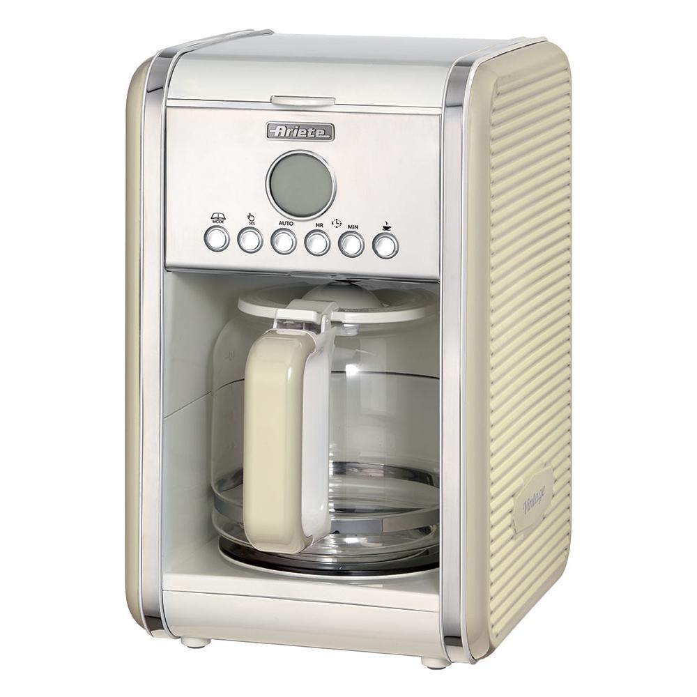 Macchina da caffè con filtro durata 900 Watt potenza LCD display caldo funzione di interruzione