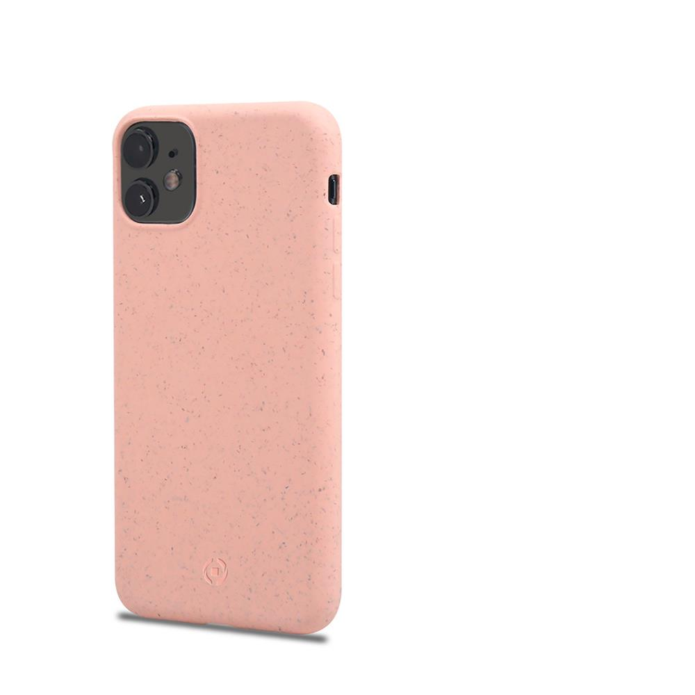 CELLY Cover Earth per Iphone 11 Mais Rosa