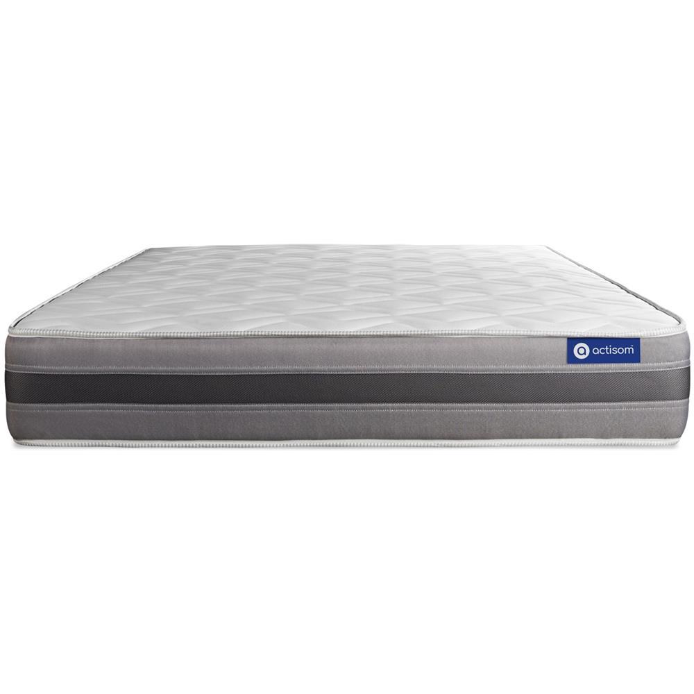 Actisom Materasso Actilatex Relax 133x183cm Spessore 24 Cm Lattice E Memory Foam Moderatamente Rigido 5 Zone Di Comfort Eprice