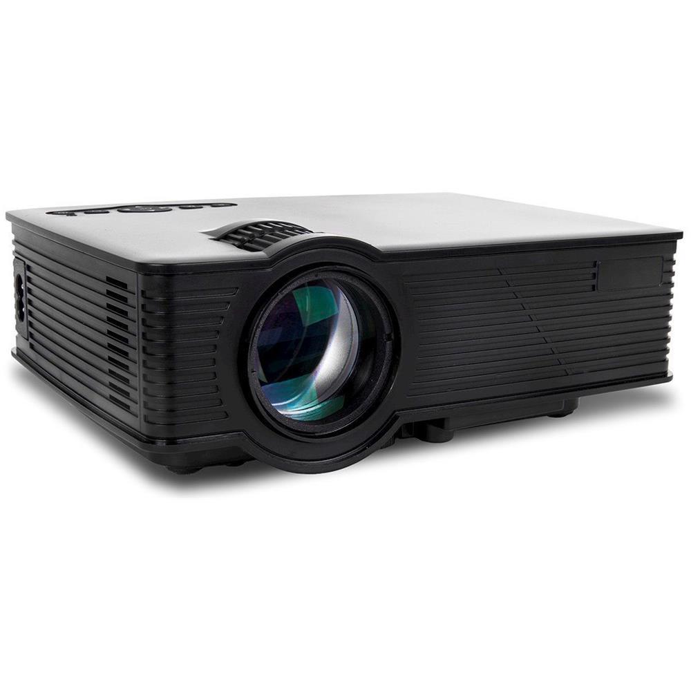 Videoproiettore Cineo Focus II WVGA LED 1350 ANSI lm Contrasto 600:1 HDMI / AV / VGA / USB Colore Nero