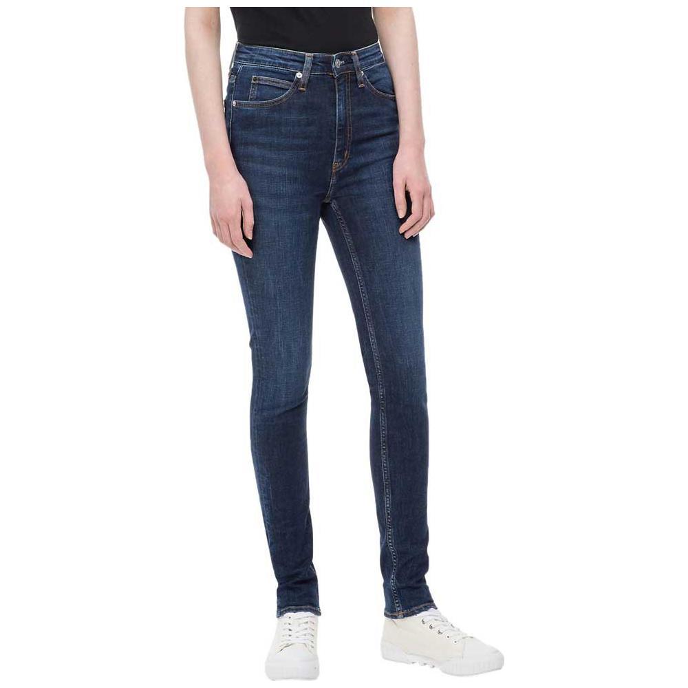 reputable site ddd9e 523d5 CALVIN KLEIN - Pantaloni Calvin Klein Denim Pants L32 ...