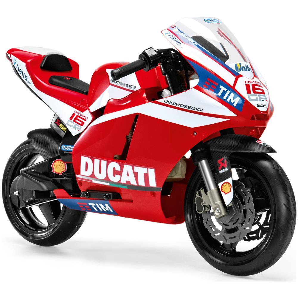 e5631b94a3f79 PEG PEREGO - Moto Elettrica Ducati Gp 12 Volt - ePRICE