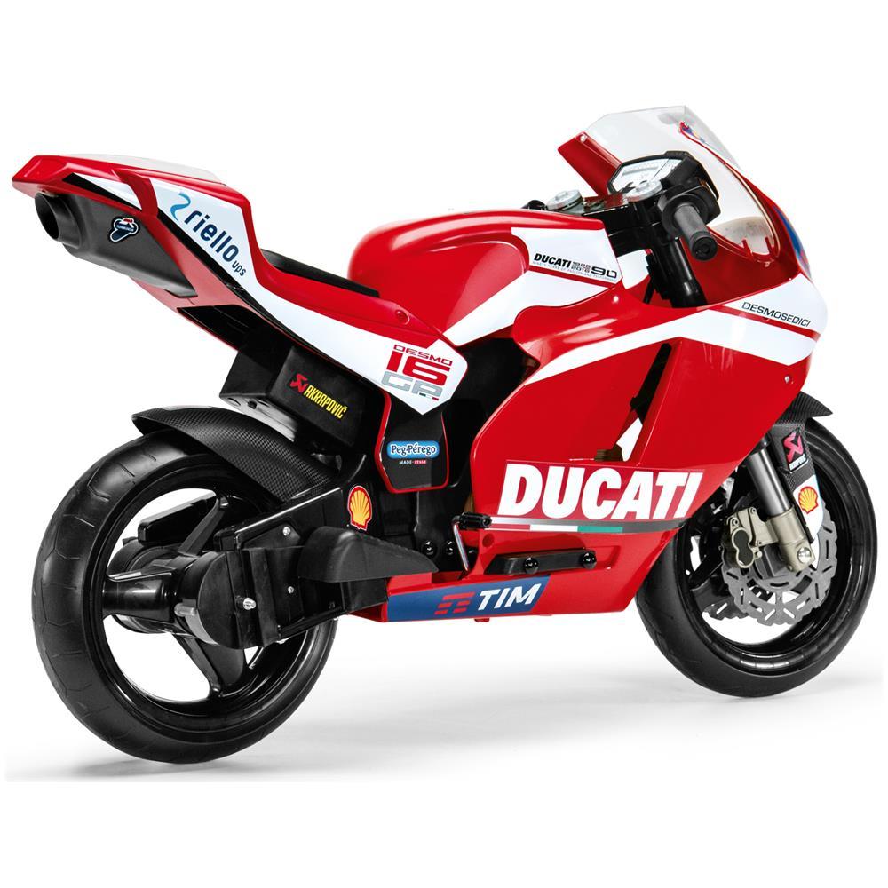 8d5953bdb03ce Tutte le immagini. PEG PEREGO Moto Elettrica Ducati Gp 12 Volt