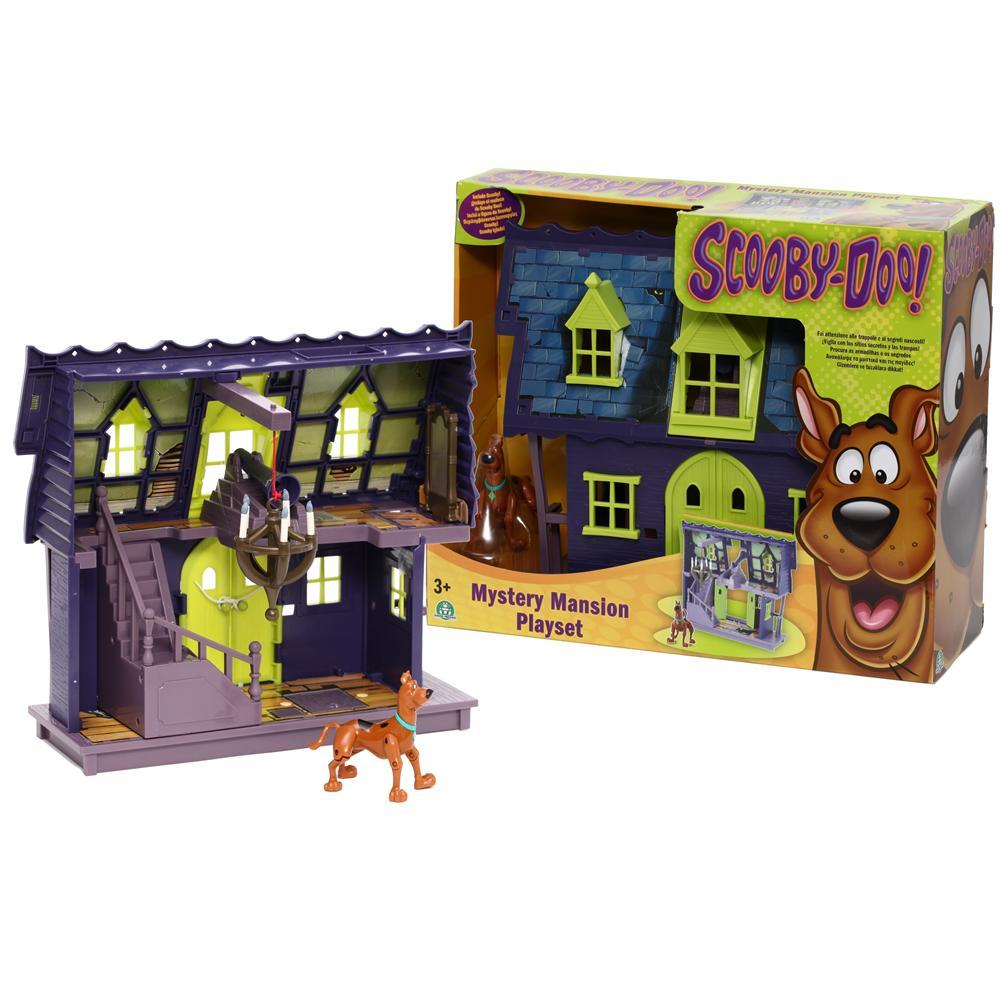Giochi Preziosi Scooby Doo La Casa Del Mistero Con Trabocchetti