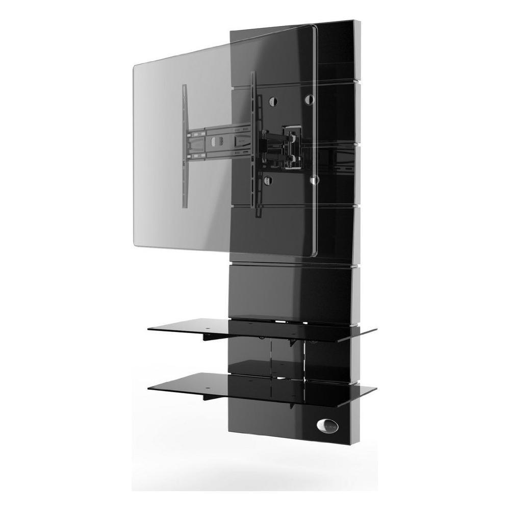 Meliconi Ghost Design 2000 Supporto Per Tv Lcd Al Plasma.Meliconi Mobile Tv Ghost Design 3000 Rotation Per Schermi Led
