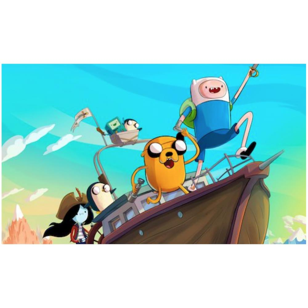 NAMCO - Switch - Adventure Time: Pirates of the Enchiridion - ePRICE