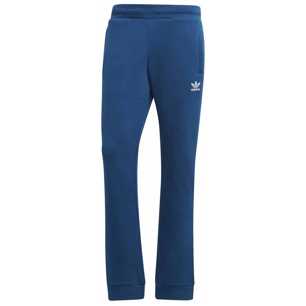 adidas pantaloni trefoil uomo