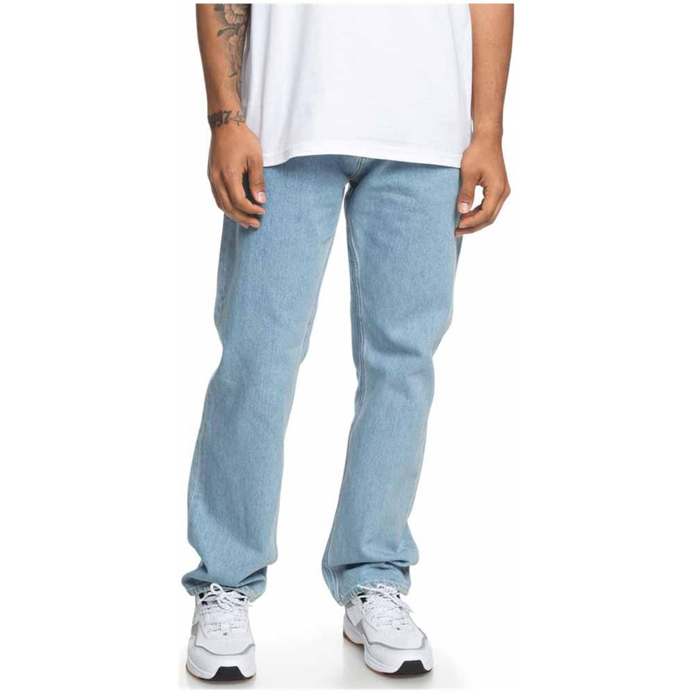 info for 70a19 f214e DC SHOES - Pantaloni Dc Shoes Worker Relaxed L32 ...