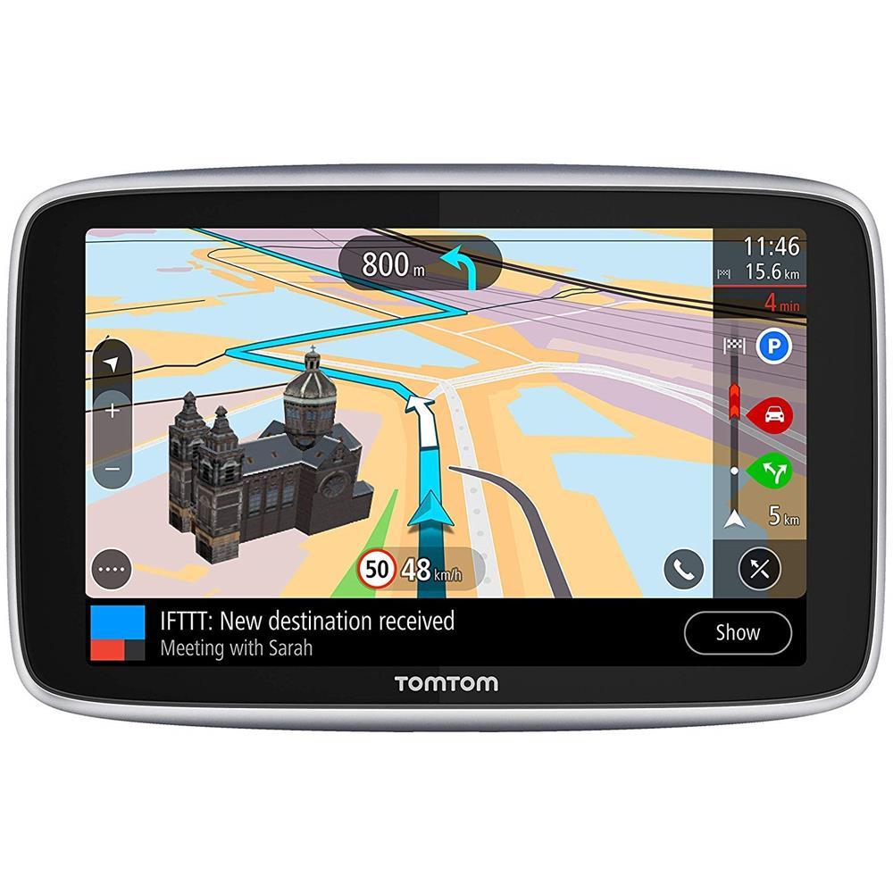 Mappa Italia X Tomtom.Tomtom Navigatore Gps Go Premium World Edition Display 6 Wvga Memoria 16 Gb Mappe Del Mondo Autovelox A Vita Eprice