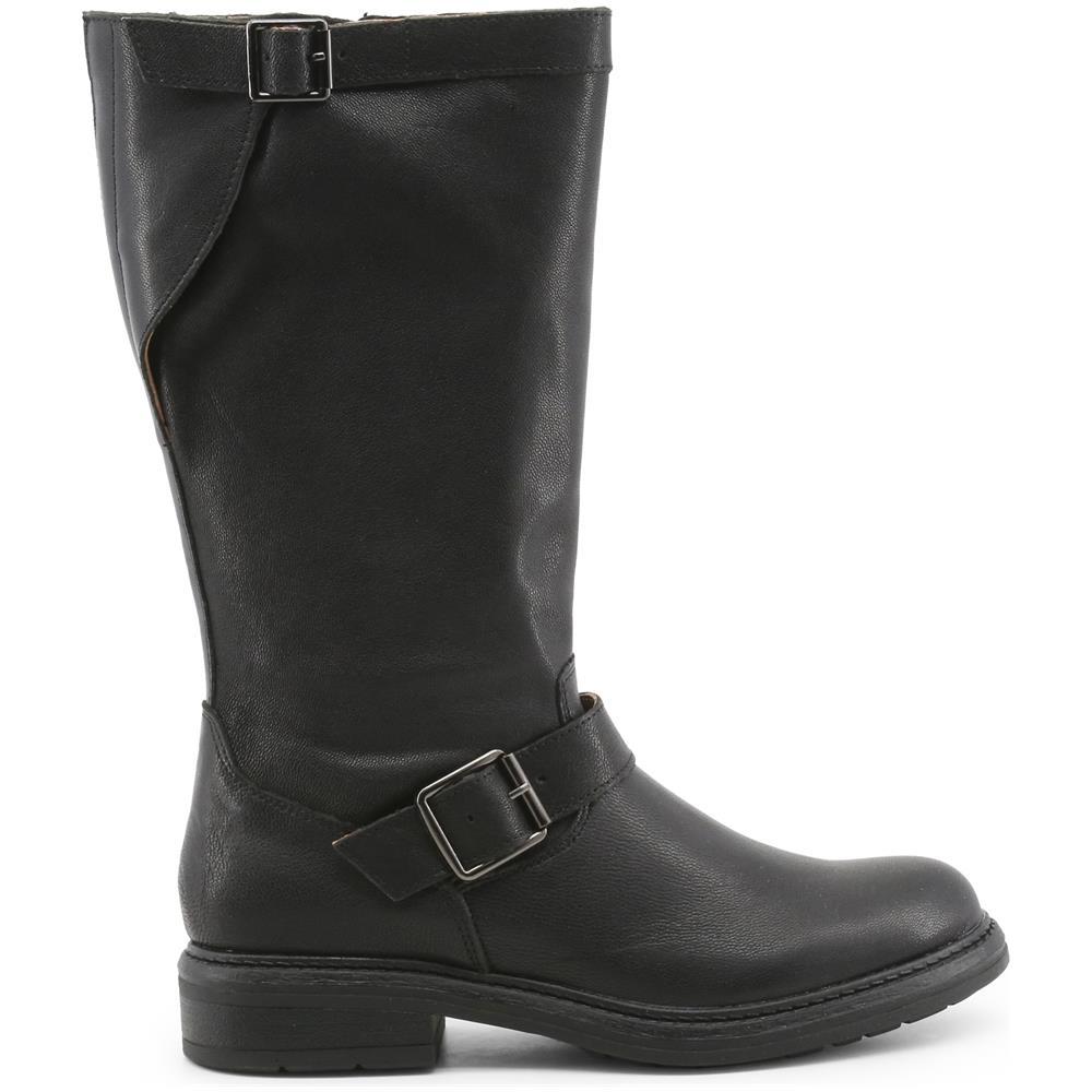 2054 Corona Docksteps Boot Black Stivali Donna Nero wqnUnFI1