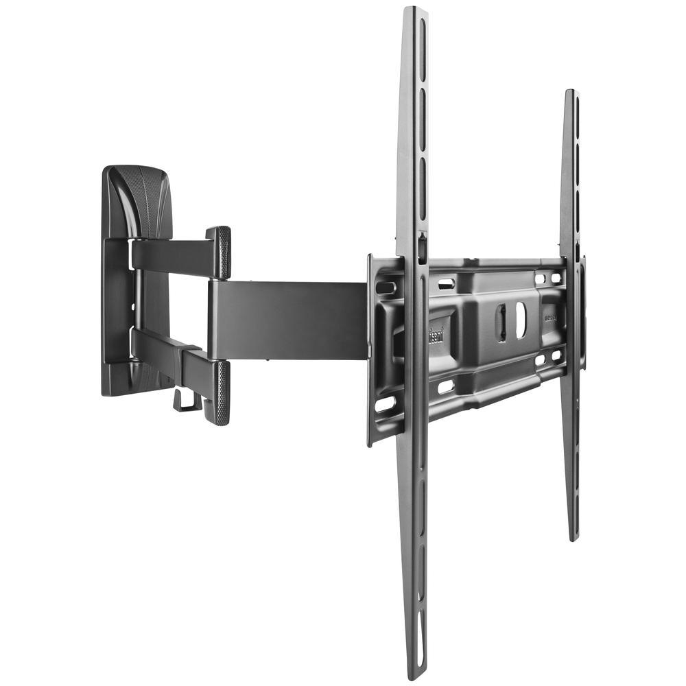 Porta Tv Da Parete Meliconi.Meliconi Supporto Da Parete Slimstyle 400sdr Per Tv 40 50 Portata Max 30 Kg