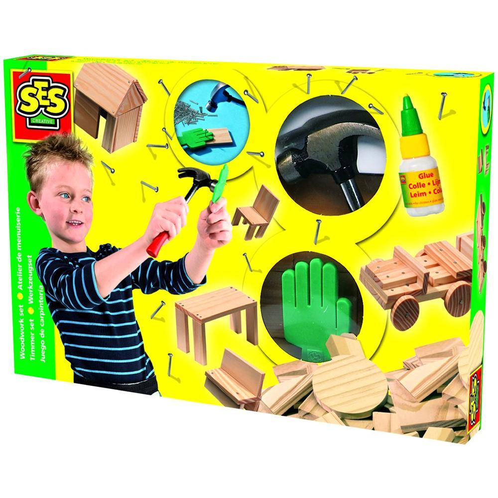 bambino costruttore giocattoli film