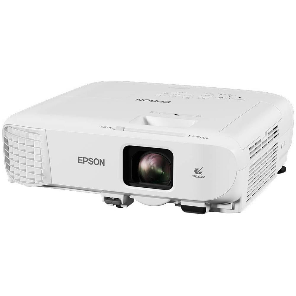 Videoproiettore EB-2247U WUXGA Full HD 1920 x 1200 3LCD 4200 ANSI lm Contrasto 15000:1 HDMI / USB / VGA / LAN / Wireless Colore Bianco