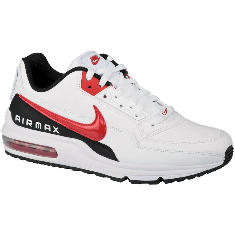 NIKE Air Max Ltd 3 Bv1171-100, Uomo, Bianco, Sneakers, Numero: 44 Eu