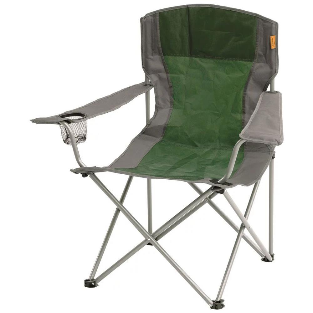 Sedia Campeggio Pieghevole.Easy Camp Sedia Da Campeggio Pieghevole Verde Sabbia 53x82x88cm 480046