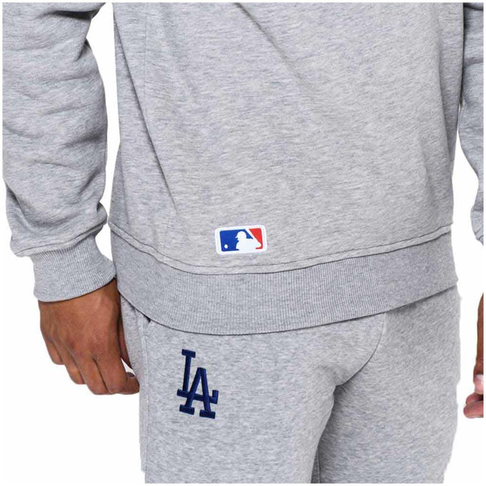 New Era - Felpe New Era La Dodgers Crew Neck Abbigliamento Uomo M ... af492b7af8c7