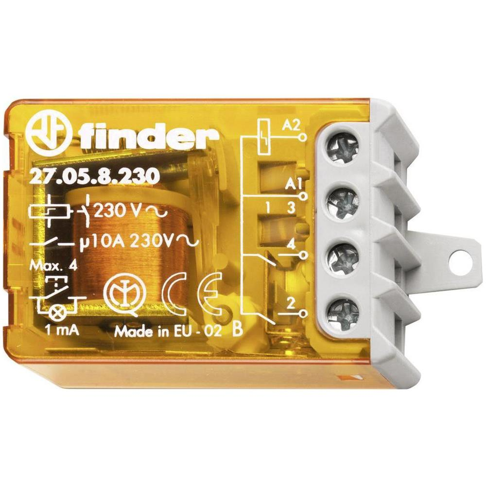 FINDER - Rele Commutatore Ad Impulsi 230v Fin27058230 - ePRICE