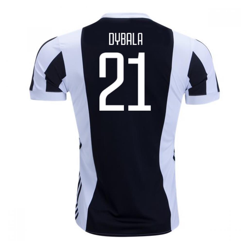 b007f8980fa6d8 adidas - 2017-18 Juventus Home Shirt (dybala 21) - Kids - M Ragazzo 28-30 \  inch - 76cm - 9/10 Anni - ePRICE