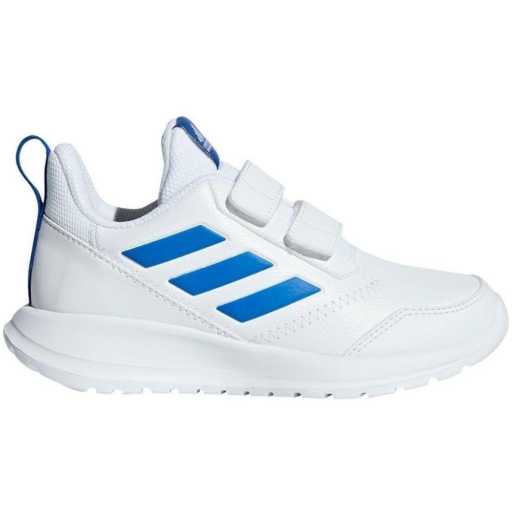 reputable site 70862 b1d5a adidas - Altarun Cf K Sneakers Scarpe Bambino Blu Strappi Bianco 35 - ePRICE