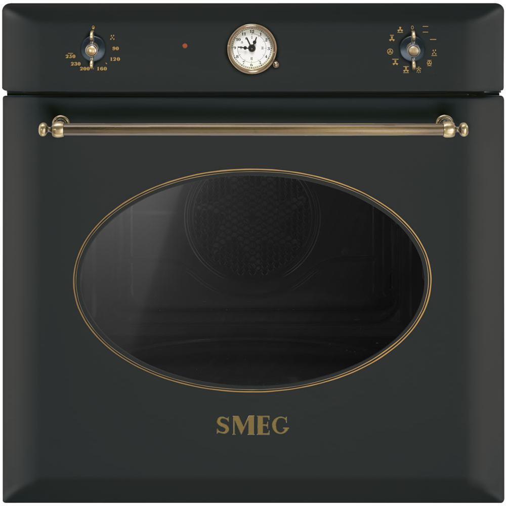 SMEG - Forno Elettrico da Incasso SF855AO Capacità 70 L ...