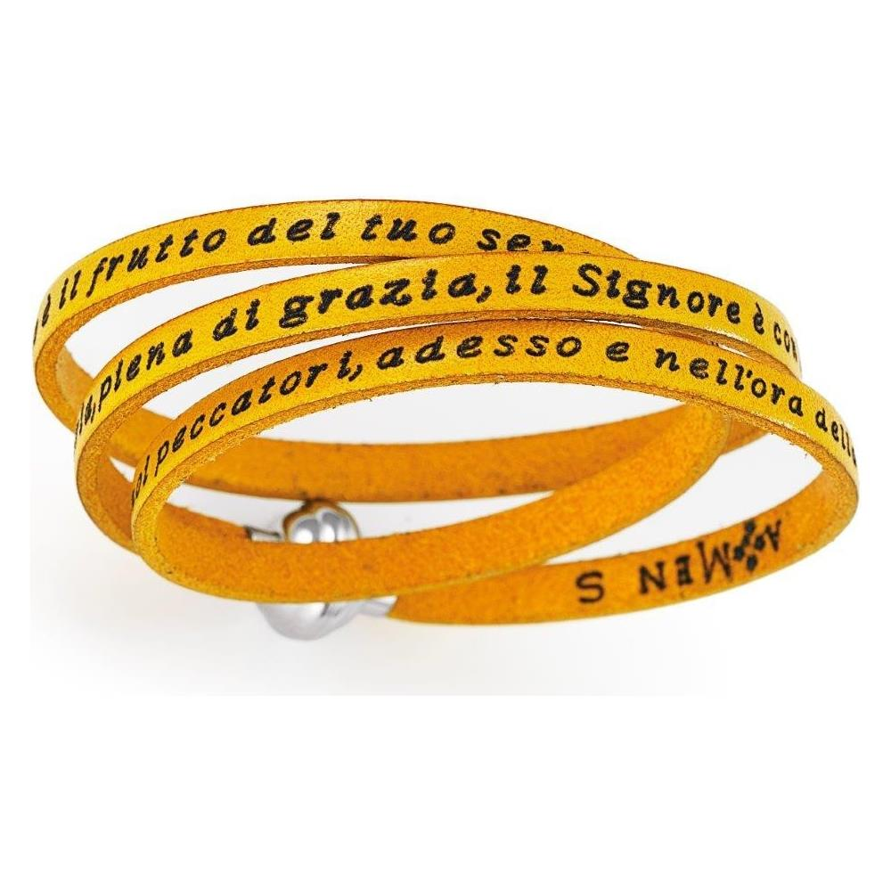 wholesale dealer 06ba1 65086 AMEN - Bracciale In Pelle - Collezione Classic - Colore ...