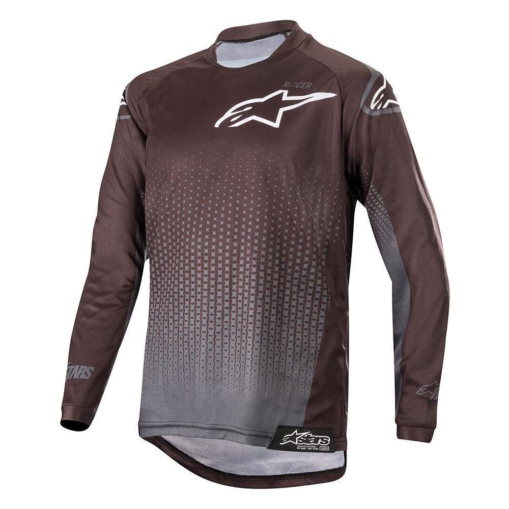 4644a93acac1 ALPINESTARS - Magliette Alpinestars Racer Graphite Jersey Abbigliamento  Ragazzi Xl - ePRICE