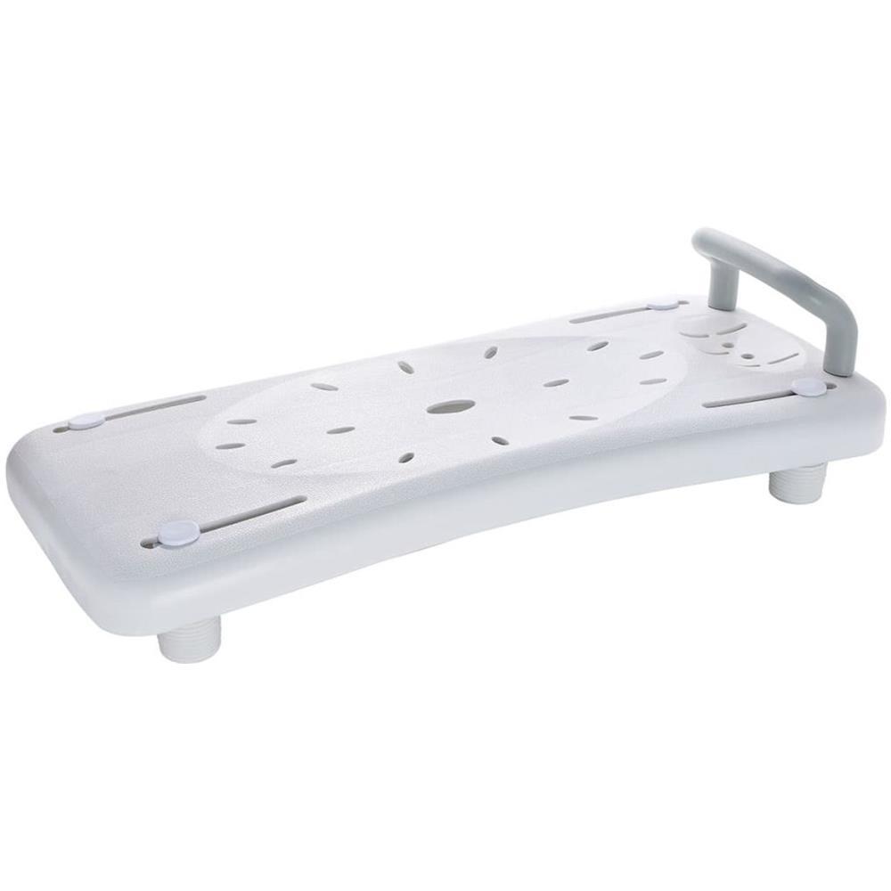 Sedile Per Vasca Bagno.Ridder Ripiano Sedile Per Vasca Da Bagno Con Maniglia Bianco A00400101 Eprice