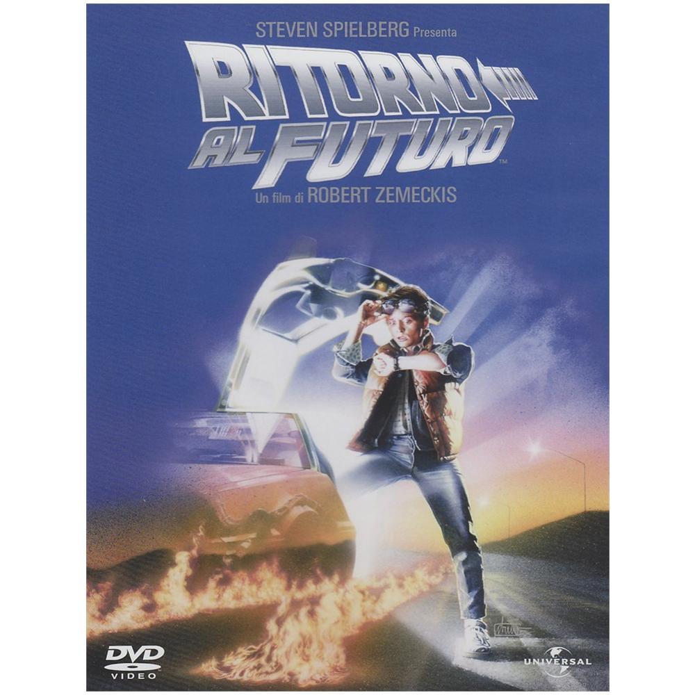 Universal Dvd Ritorno Al Futuro Eprice