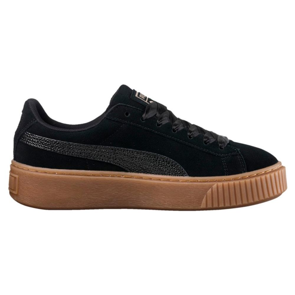 puma platform scarpe