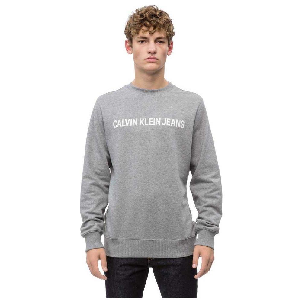 cheap for discount 99593 bd9b3 CALVIN KLEIN - Felpe Calvin Klein J30j307757 Abbigliamento ...