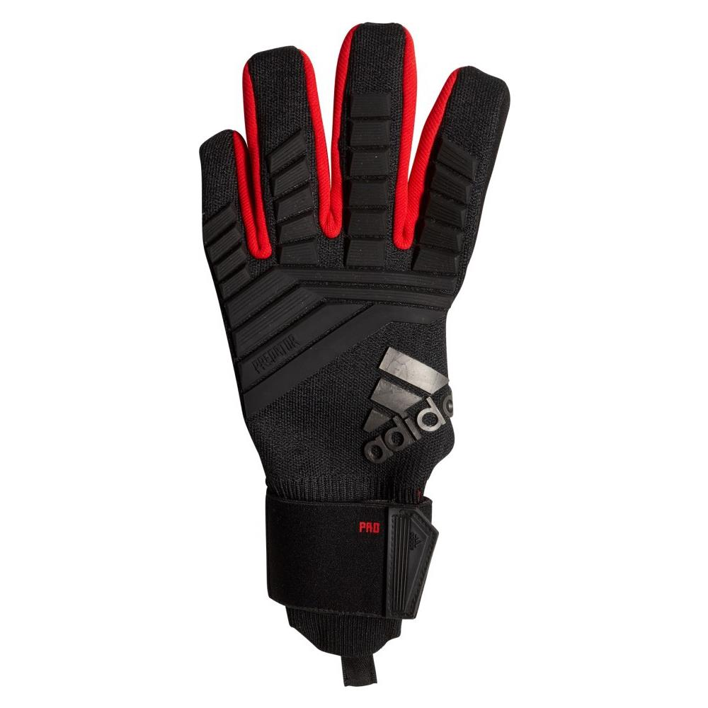 ee4c5c1bd8 adidas Guanti Portiere Adidas Predator Pro Taglia 9,5 - Colore: Nero