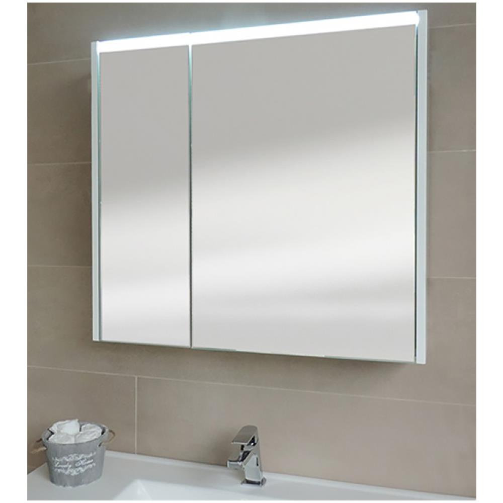 Mobile Bagno Specchio Contenitore.Arredobagnoecucine Specchiera Specchio Bagno Pensile Contenitore