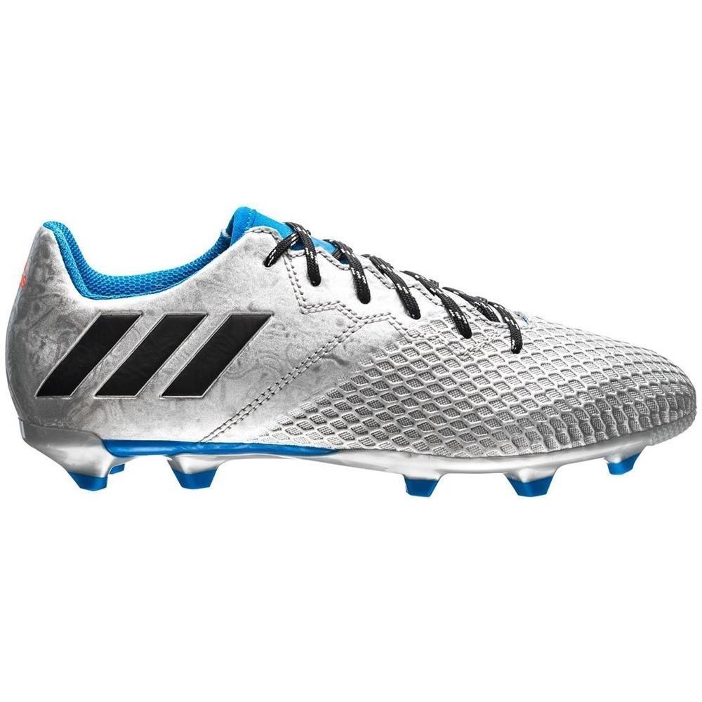 adidas Scarpe Messi 163 Fg J S79623 Taglia 36,6 Colore Argento