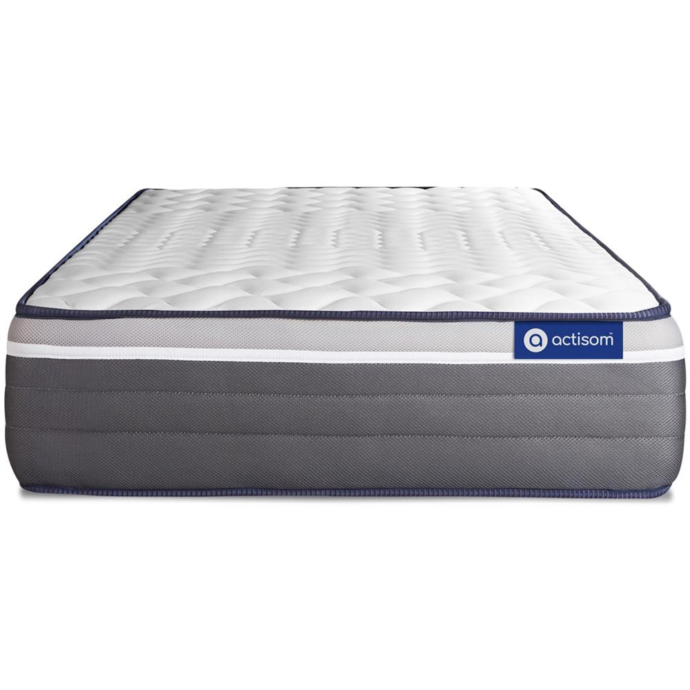 Actisom Materasso Actilatex Plus 80x220cm Spessore 26 Cm Lattice E Memory Foam Molto Rigido 7 Zone Di Comfort Eprice