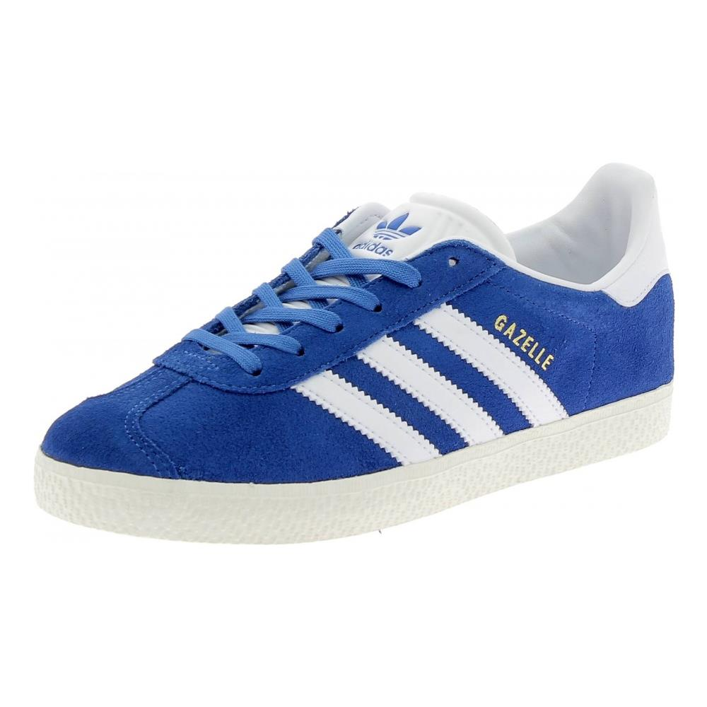 adidas gazelle bianco blu